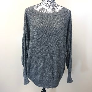 Lane Bryant Marled Knit Sweater 22/24